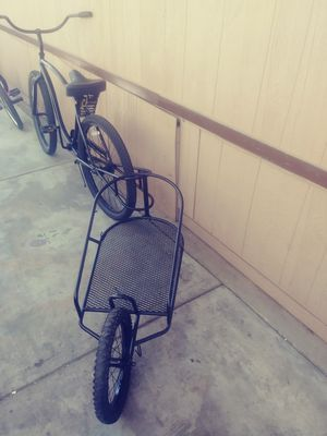 Beach cruiser con trailita R26 for Sale in Fresno, CA