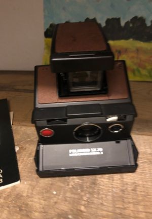Vintage Polaroid SX-70 Model 3 for Sale in Fort Worth, TX