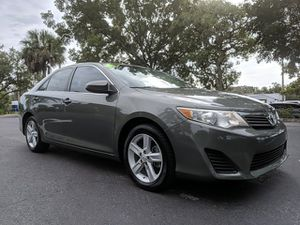 2014 Toyota Camry for Sale in Sarasota, FL