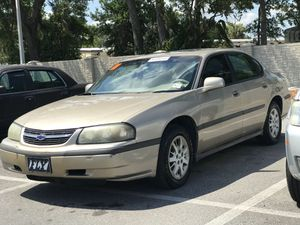 2001 Chevy Impala cold ac for Sale in Lakeland, FL