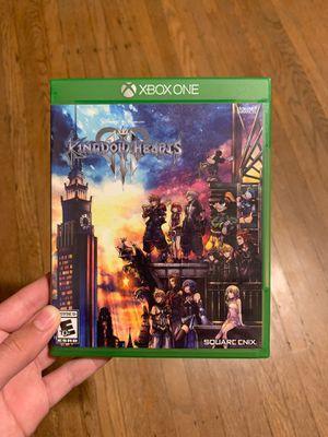 Kingdom hearts 3 (Xbox one) for Sale in Oakland, CA