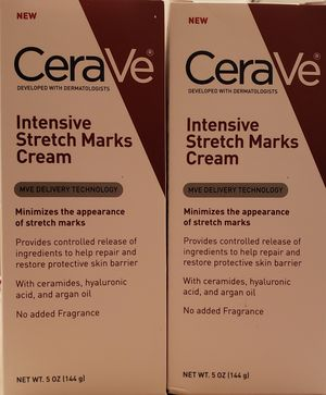 Cerave intensive stretch marks cream for Sale in Weston, FL