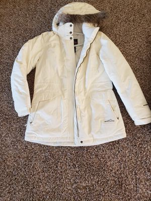 Womens Eddie Bauer Parka Size Small for Sale in Las Vegas, NV