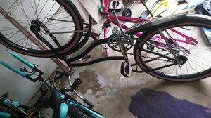Pink and black beach cruiser for Sale in Port St. Lucie, FL