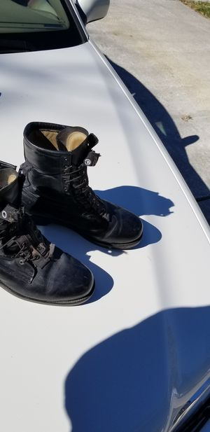Size 12 military boots for Sale in Clearwater, FL