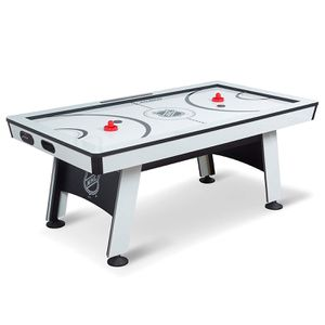 NHL Power play air powered hockey table. Top is 80 inches. Includes hover hockey puck and pushers. In brand new condition. for Sale in Woodmere, NY