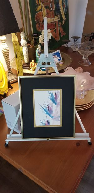Small tabletop artist easel for Sale in Richmond, VA