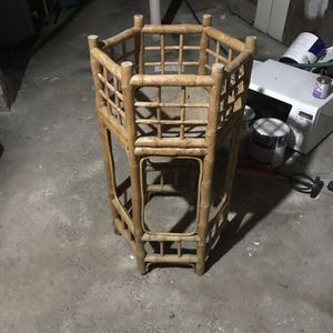 Wood Plant Holder for Sale in Medford, MA