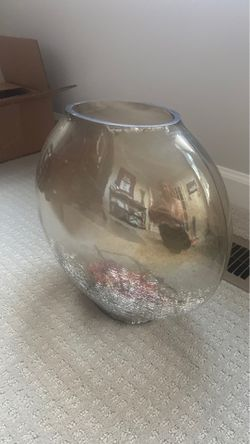 Glass decorative vase for Sale in Frederick,  MD