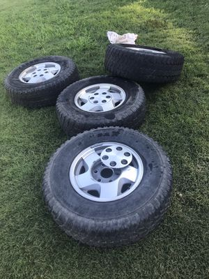 Chevy wheels for Sale in Lemoore, CA