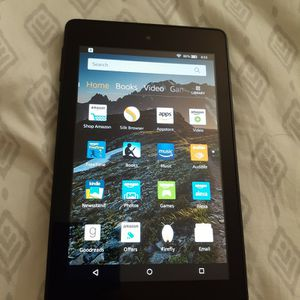 Amazon Fire Tablet / Color (Black) for Sale in Kent, OH
