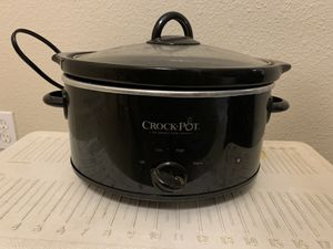 Crock-pot for Sale in Fort Bliss, TX
