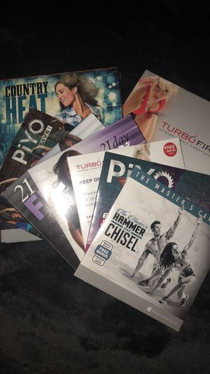 Beachbody Fitness DVD Programs for Sale in Washington, DC