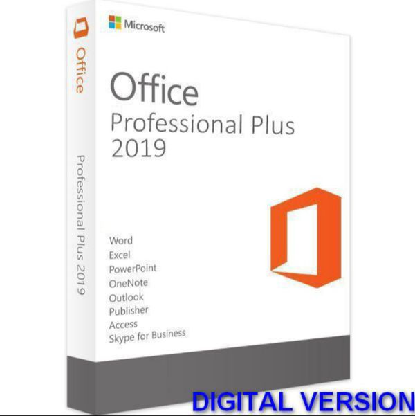 Physical Microsoft Office 2020/2019 Copy