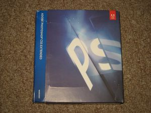 Adobe Photoshop CS5 Extended Edition Software for Windows for Sale in Dunstable, MA