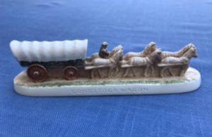 "Sebastian Miniatures(1983) ""Conestoga Wagon"" - Great Condition for Sale in Temecula, CA"