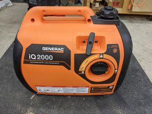 Generac iQ2000 generator for Sale in Longmont, CO