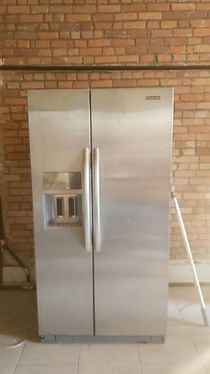 Kitchen Aid Modern Refrigerator for Sale in Pleasantville, NJ