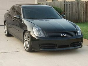 For Sale 2003 Infiniti G35 FWDWheels Black Sedan for Sale in Baltimore, MD