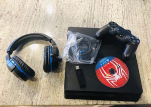 PlayStation 4 with Turtle Beach stealth 700 for Sale in Wilmington, MA