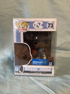 Funko Pop! Basketball Michael Jordan Figure NC for Sale in Wallington, NJ