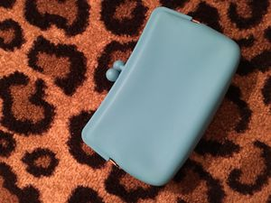 Light Blue Slip-less Wallet for Sale in Columbus, OH