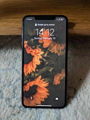 iPhone XS Max, 256GB Space Gray, MINT CONDITION for Sale in Gaithersburg, MD