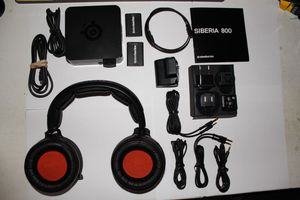 SteelSeries Siberia 800 wireless headset for Sale in Delmar, NY