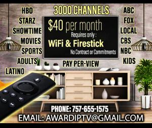 Affordable Cable Television (ACT) for Sale in Washington, DC