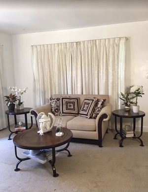 3 Piece Coffee Table Set for Sale in Norwalk, CA