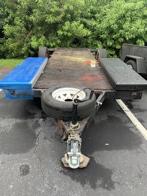 Flatbed trailers for Sale in St. Petersburg, FL
