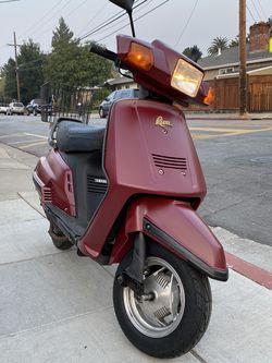 1989 Yamaha Riva 125 for Sale in San Mateo,  CA