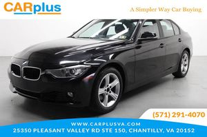 2015 bmw 3 series @ 1 year warranty @ CARplus for Sale in McLean, VA