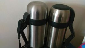 stainless steel vacuum insulated food and beverage bottle for Sale in Cockeysville, MD