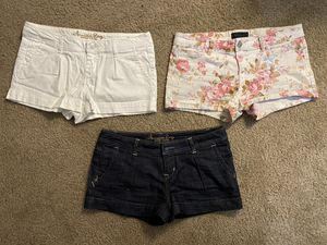 Size 7 shorts bundle for Sale in Meridian, MS