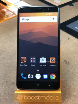 ZTE max XL free when you switch to boost mobile for Sale in Stockton, CA