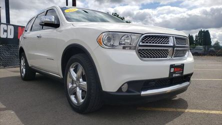 2012 Dodge Durango for Sale in Brooks,  OR