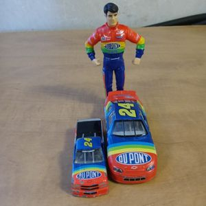 Jeff Gordon Car, Truck and figure toy for Sale in Huttonsville, WV