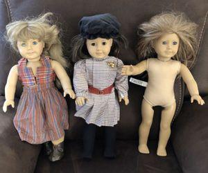 American girl dolls for Sale in Providence, RI