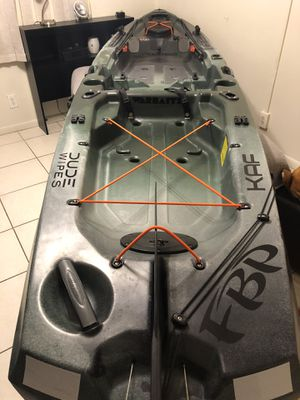 Old Town Topwater 120 with Extras!!! for Sale in Boca Raton, FL
