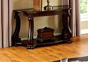 Madison Brown Console Table for Sale in Houston, TX