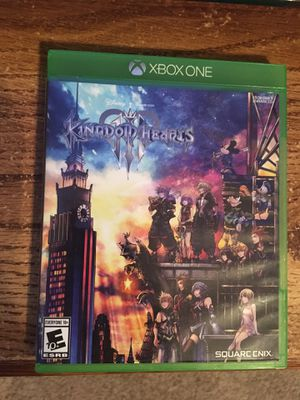 Kingdom Hearts 3 for Sale in Denton, TX