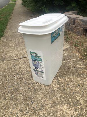 Dog food container for Sale in Woodbridge, VA