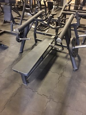 Plate Loaded Horizontal Bench Press for Sale in Bellaire, TX