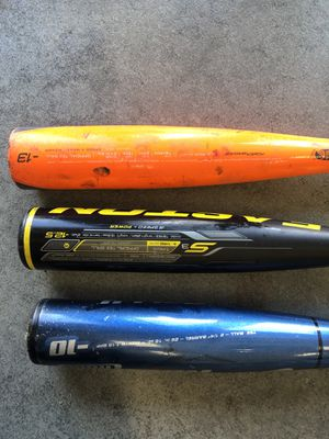 Baseball equipment for Sale in Greenwood, IN