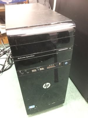 HP Desktop wondow 10 pro for Sale in Westminster, CO