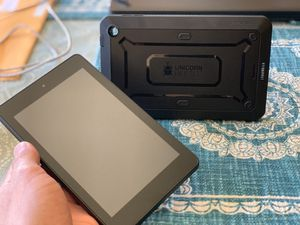 Kindle Fire HD 6 - 4th Generation + Case for Sale in Citrus Heights, CA