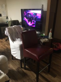 Bar stools 2 of them 35.00 for Sale in Portland,  OR