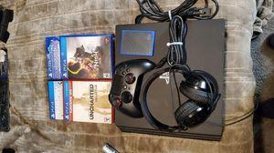 PlayStation 4 Pro bundle for Sale in Phoenix, AZ