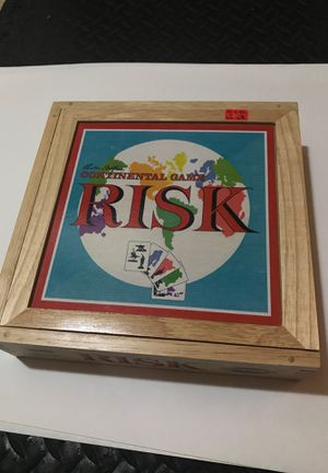 CONTINENTAL BOARD GAME RISK NEVER USED for Sale in El Cajon, CA